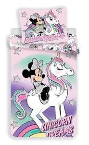 Obliečky Minnie unicorn Jerry Fabrics