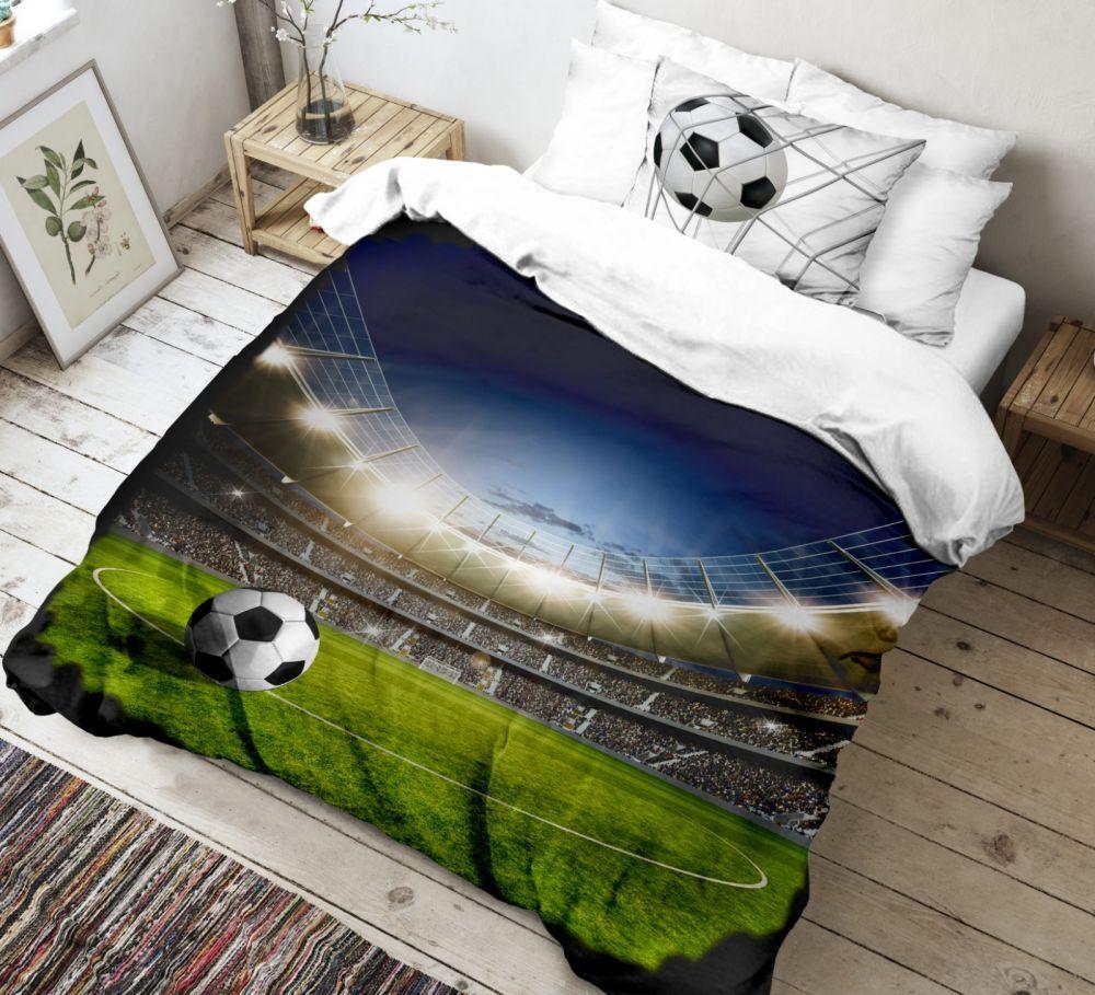 3D obliečky Futbal Kvalitex